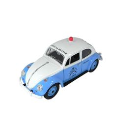 Mini-Veiculo-Collectible---Fusca-Policia-Militar-RJ---Escala-1-24---California-Toys