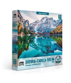 quebra-cabeca-500-pecas-paisagens-deslumbrantes-alpes-italianos-game-office-toyster2634_frente