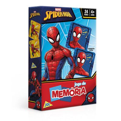 jogo-da-memoria-disney-marvel-spider-man-toyster2629_frente