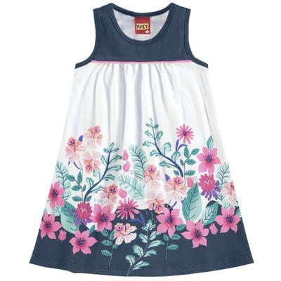 vestido-com-saia-estampada-em-meia-malha-flores-azul-kyly10946468263_frente