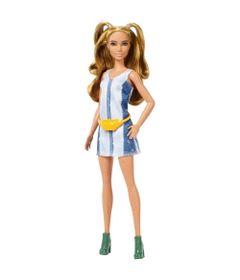 boneca-barbie-fashionista-loira-vestido-azul-e-pochete-amarela-mattel-FBR37-FXL48_Frente