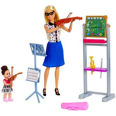 playset-e-boneca-barbie-profissoes--barbie-professora-de-musica-mattel-DHB63-FXP18_Frente