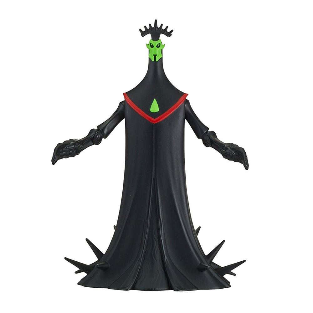 Figura Articulada - 7cm - Zak Storm - Skullivar - Estrela