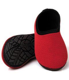 sapatilha-infantil-neoprene-lisa-vermelho-17-18-ufrog-A1911C1617_frente