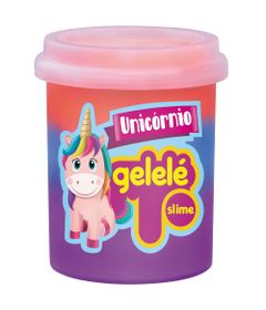 pote-de-slime-152-gr-gelele-unicornio-3-cores-roxo-laranja-e-azul3462_frente