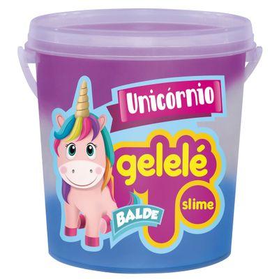 balde-de-slime-457-gr-gelele-unicornio-3-cores-roxo-e-azul3463_frente