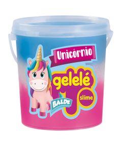 balde-de-slime-457-gr-gelele-unicornio-3-cores-azul-pink-e-branco3463_frente