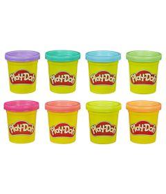 Massa-de-Modelar---Play-Doh---Cores-Neon---8-Unidades---Hasbro