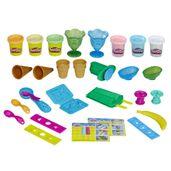 Massa-de-Modelar---Play-Doh---Kitchen-Creations---Festa-do-Sorvete---Hasbro