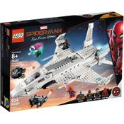 lego-super-heroes-disney-marvel-spider-man-longe-de-casa-ataque-ao-aviao-stark-76130-76130_frente