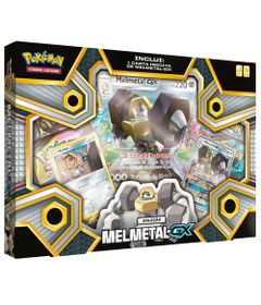 Jogo-Pokemon---Box-Pokemon---Melmetal-GX---Copag