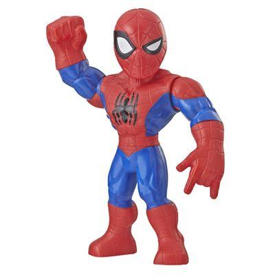 figura-articulada-25-cm-disney-marvel-super-hero-adventure-mega-mighties-homem-aranha-hasbro-E4132_frente