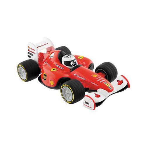 Carrinho de Controle Remoto - Minha Primeira Ferrari - Chicco