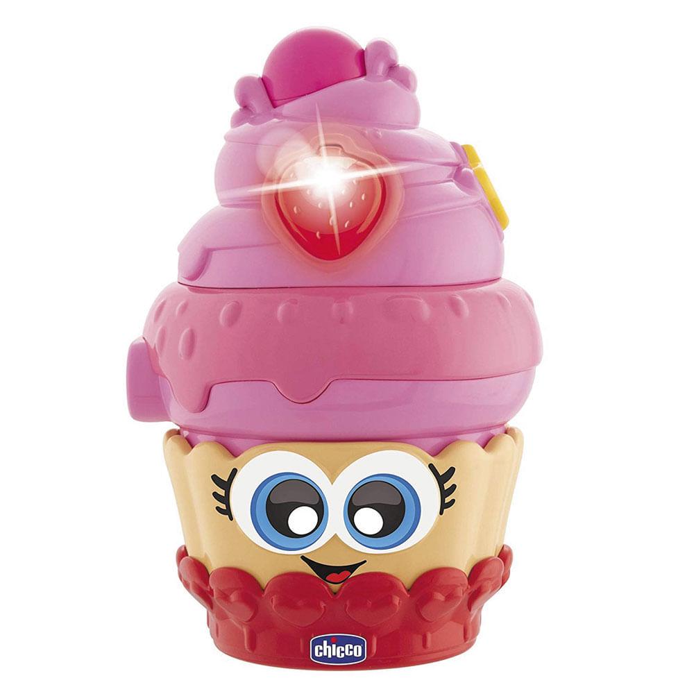 Brinquedo de Atividades - Candy - A Doceira - Com Luzes e Sons - Chicco