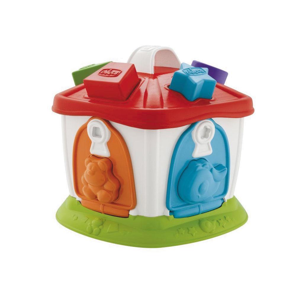 Brinquedo de Atividades - Casa dos Animais - 2 em 1 - Chicco
