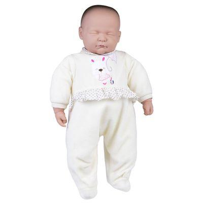 Boneca-Bebe---50cm---Ninos-Reborn---Dormindo---Roupinha-de-Coelho---Cotiplas_Frente