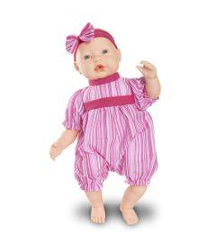Boneca-Baby-By---Com-Roupinhas---Macaquinho-Pink-Listrado---Roma-Jensen_Frente
