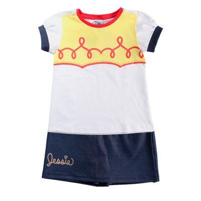 conjunto-infantil-camisa-e-short-saia-disney-toy-story-4-jessie-algodao-e-elastano-branco-disney-10-501253_frente
