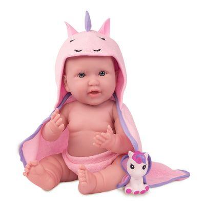 Boneca-Bebe---42Cm---BoutiqueBerenguer---Unicornio---Cotiplas