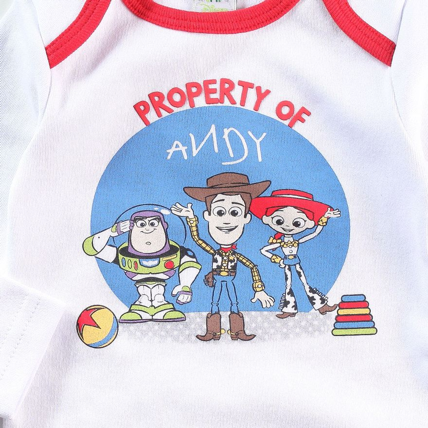 Body-Manga-Longa---Disney---Toy-Story-4---Andy---100--Algodao---Branco---Disney---P