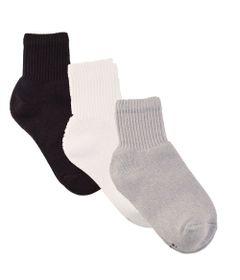 conjunto-de-meias-basicas-3-unidades-preto-branco-e-cinza-5082116_frente