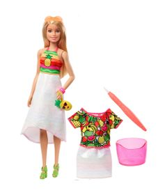 Boneca-Barbie---Barbie-Super-Frutas-Crayola---Mattel_Frente