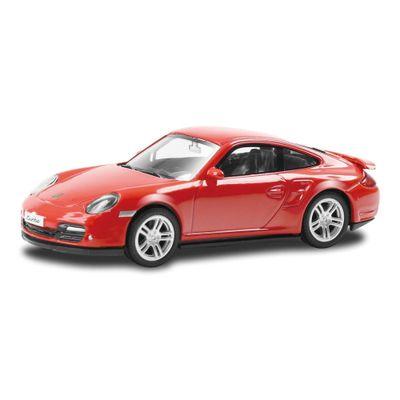 mini-veiculo-junior-escala-1-43-porsche-911-turbo-vermelho-california-toys-CAL444000_Frente
