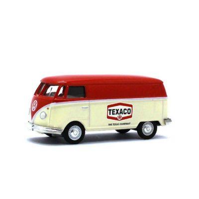 mini-veiculo-collectibles64-escala-1-64-1975-volkswagen-type-2-panel-van-texaco-verde-california-toys-GRE18018_Frente