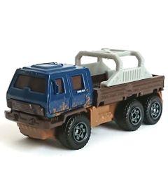 Carrinho-Die-Cast---Jurassic-World-2---Matchbox---Veiculo-de-Resgate---Mattel