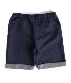 Bermuda-Jeans---Barra-Virada---Algodao-e-Poliester---Jeans-Blue---Minimi---1