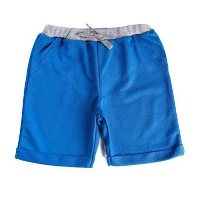 Bermuda-Moletinho---Barra-Virada---100--Algodao---Azul-Royal---Minimi---1