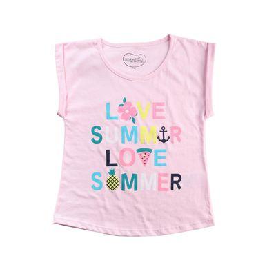 Camisa-Manga-Curta---Love-Summer-Puff---100--Algodao---Rosa---Minimi---1