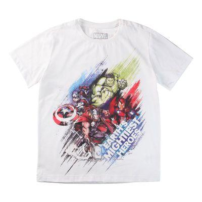 Camiseta-Manga-Curta---Marvel---Avengers---100--Algodao---Branco---Disney---4
