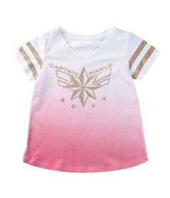Camiseta-Manga-Curta---Marvel---Glitter---100--Algodao---Branco---Disney---8