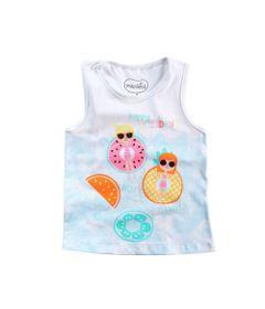 Camiseta-Regata---Boias-Frutas---Algodao-e-Elastano---Branco---Minimi---1