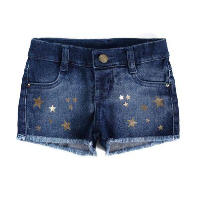 Short-Jeans---Estrelinha-Fiol---Liga-da-Justica---Algodao-e-Poliester---Jeans---DC-Comics---1