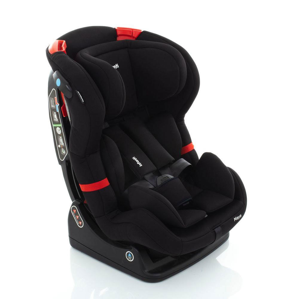 Cadeira para Auto - De 0 a 25 Kg - Maya - Black Storm - Infanti