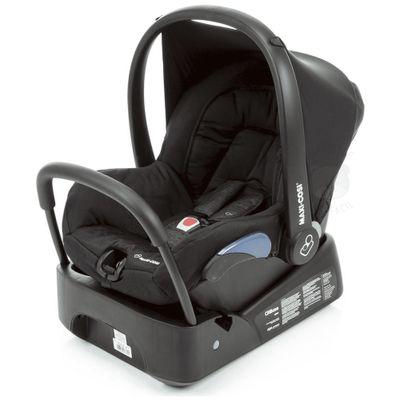 Oferta Bebê Conforto com Base - De 0 a 13 Kg - Citi - Nomad Black - Maxi-Cosi por R$ 1199