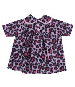 roupa-para-bonecas-vestido-rosa-veludo-tam.-m-laco-de-fita-6012_Frente