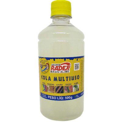 Acessorios-para-Slime-Cola-Radex-500-Gr-MagicSlime-Reval-78810_frente