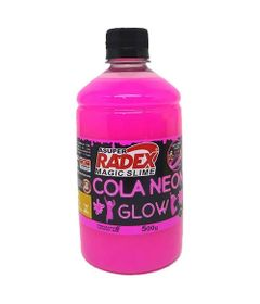 Acessorios-para-Slime-Cola-Neon-Glow-500-Gr-PinkRadex-76793_frente