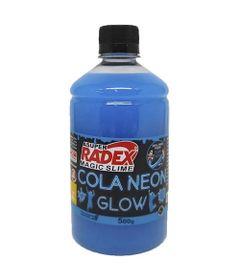 Acessorios-para-Slime-Cola-Neon-Glow-500-Gr-Azul-Radex-76793_frente