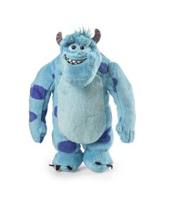 Pelucia-com-Sons---30Cm---Disney---Monstros-SA---Sulley---Multikids