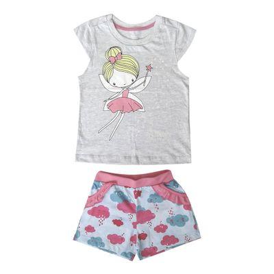 pijama-infantil-camisa-manga-curta-fada-algodao-e-poliester-mescla-e-azul-minimi-4-60290006_Frente