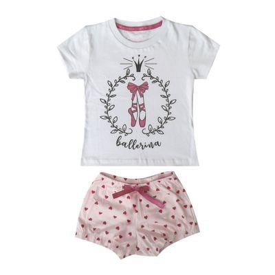 pijama-infantil-camisa-manga-curta-ballet-100-algodao-branco-e-rosa-minimi-4-60290003_Frente