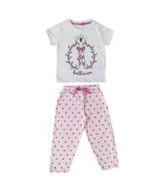 pijama-infantil-camisa-manga-curta-e-calca-ballet-100-algodao-branco-e-rosa-minimi-2-40290003_Frente