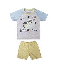 pijama-infantil-camisa-manga-curta-e-short-cachorro-algodao-e-poliester-azul-e-amarelo-minimi-2-61290004_Frente