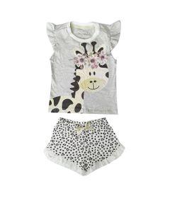 pijama-infantil-camisa-manga-curta-girafa-algodao-e-poliester-mescla-e-bege-minimi-4-60290004_Frente
