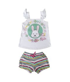 pijama-infantil-camisa-manga-curta-coelho-100-algodao-branco-e-listra-minimi-3-60290005_Frente