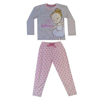 pijama-infantil-camisa-manga-longa-bailarina-algodao-e-poliester-mescla-e-rosa-minimi-4-24290001_Frente